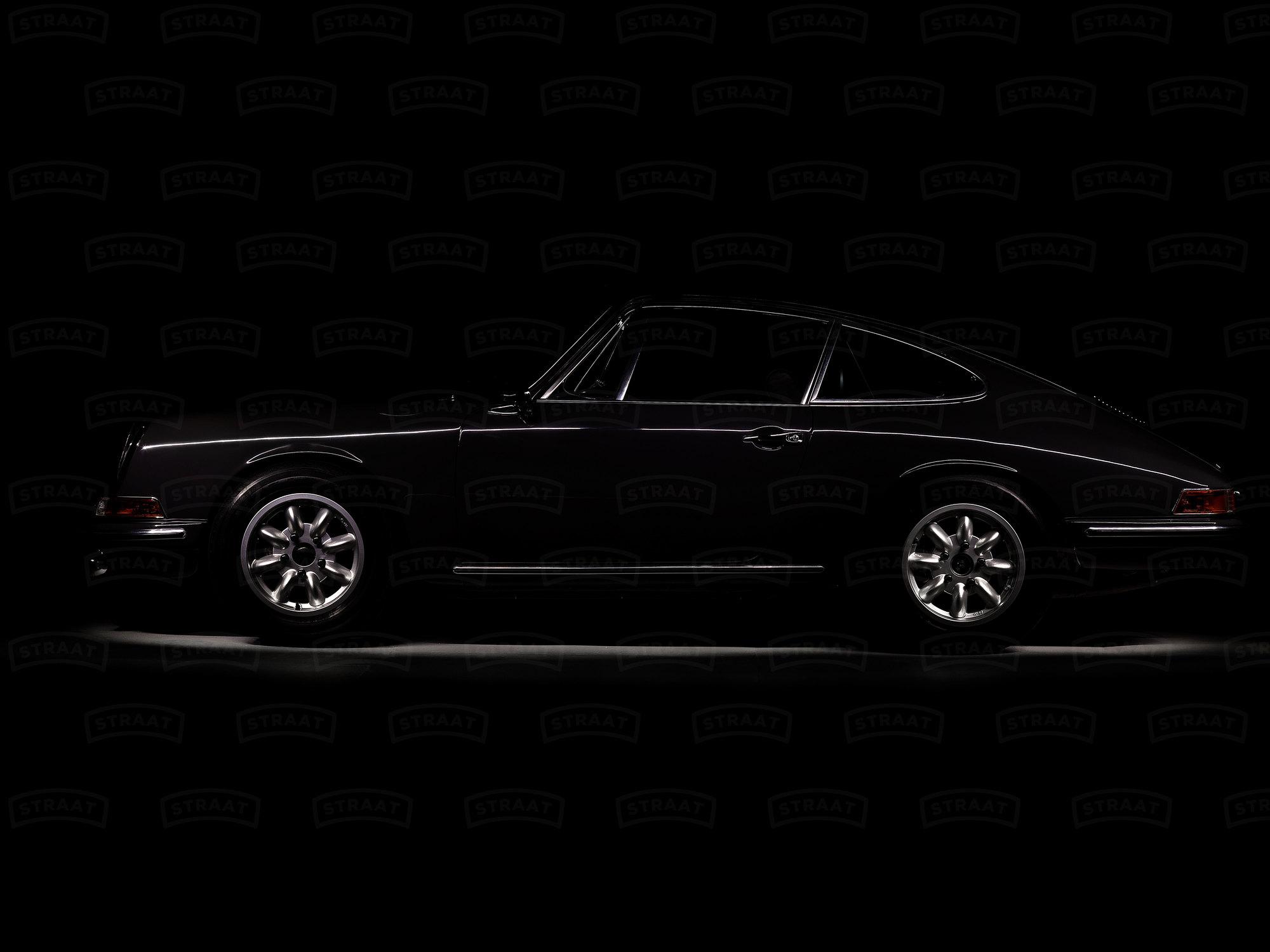 STRAAT - 1968 Porsche – Slate Gray