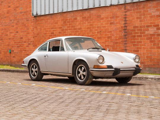 1973 Porsche 911T 9113103397 Gray