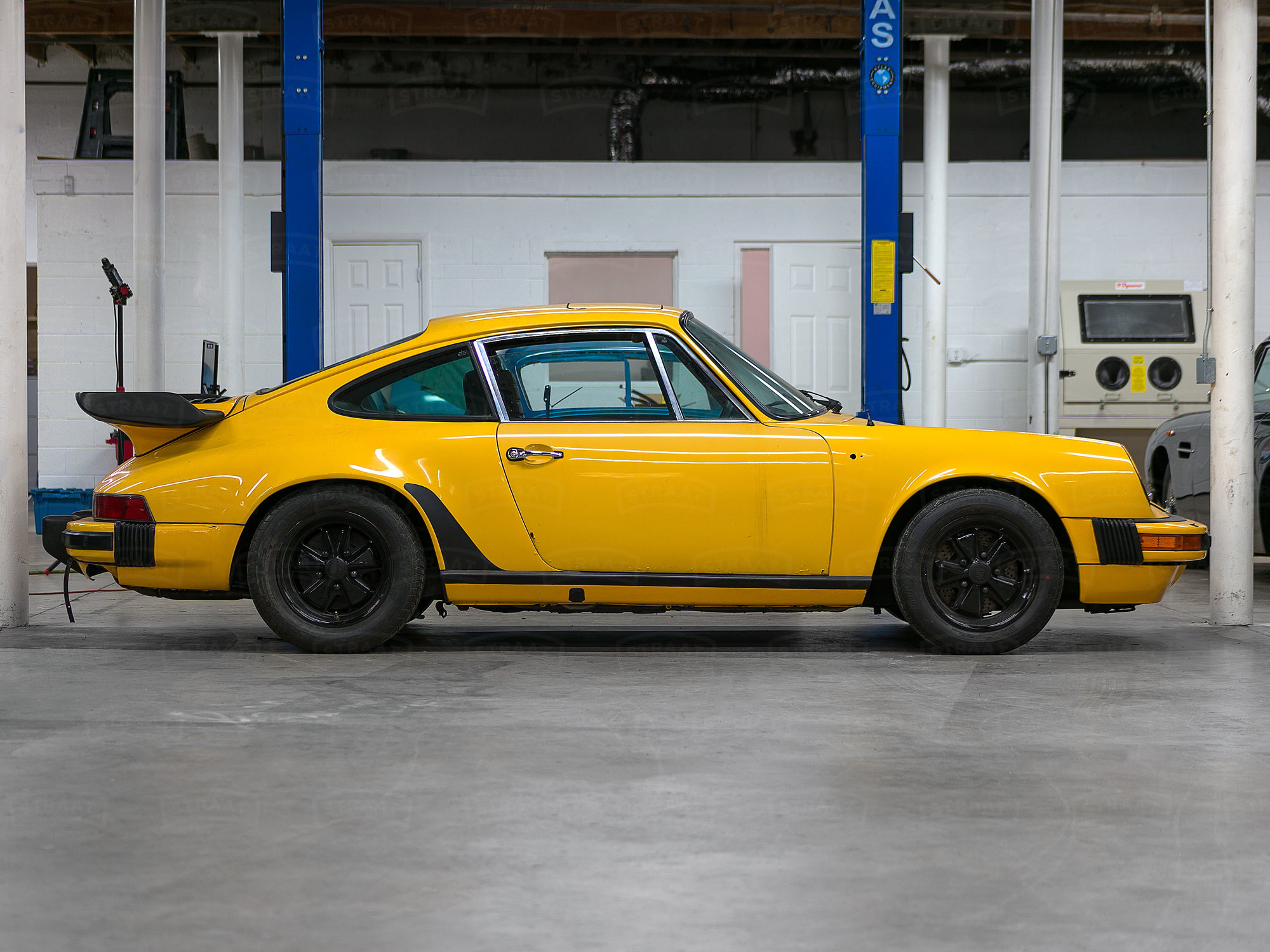 A 1974 Porsche Carrera Awaits Its Thrilling Return