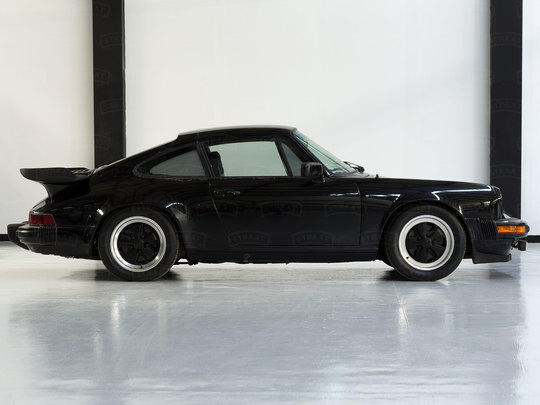 All the Makings of a Custom Porsche 911