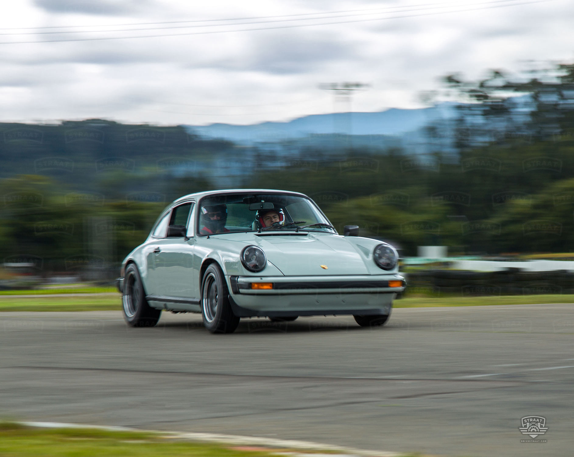 This Custom 911 Will Make Its August Debut on Sacred Ground