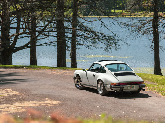 This Custom 911 Makes its Debut on Sacred Ground