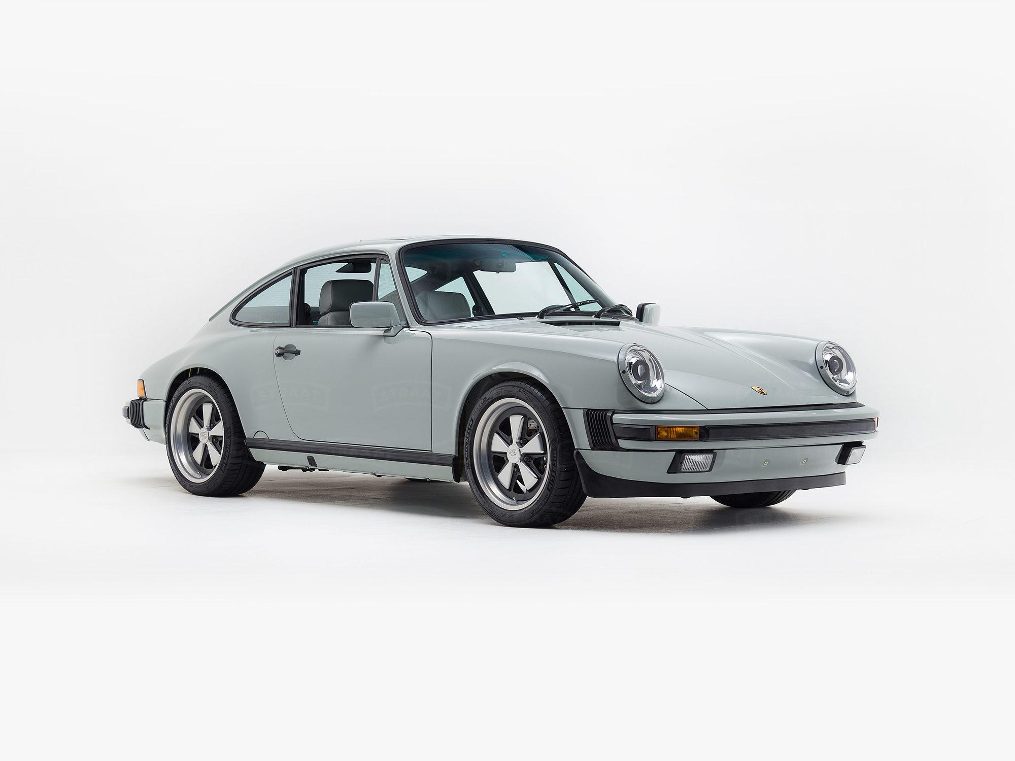 1987 Porsche 911 Carrera Dolphin Grey