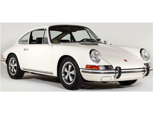 Straat Restoration And Sale Of Classic Porsche 911